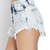 Distressed Acid Wash Shorts | FOREVER 21 - 2000062447