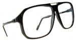 Vintage eyewear clear lens glasses reading glasses, retro vintage sunglasses