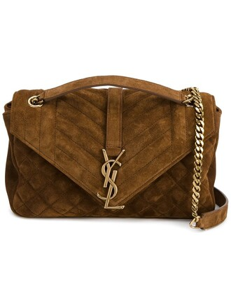 satchel brown bag