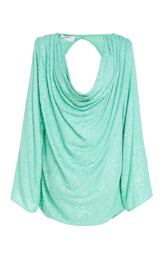 Carol Long Sleeve Mini Dress by Nervi   Moda Operandi