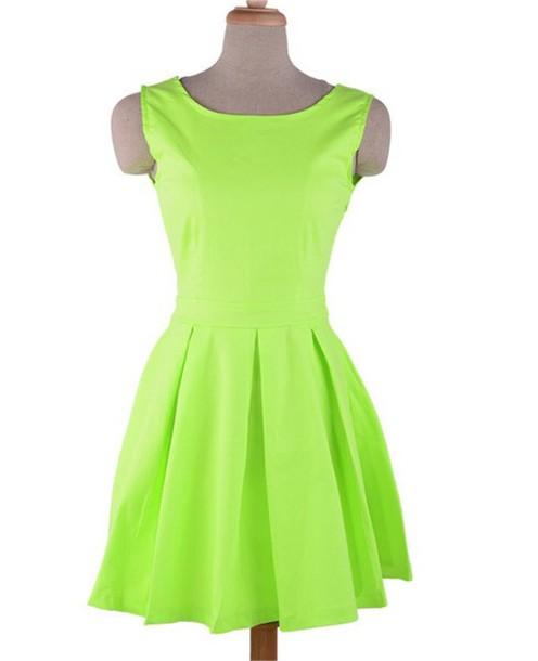 dress flare open back style cute dress cute summer dress summer summer outfits classy