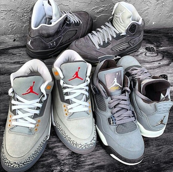 shoes grey grey shoes air jordan jordans trainers michael jordan