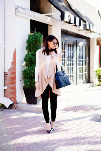 kendi everyday blogger jacket coat sweater