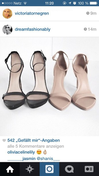 shoes heels minimalist nude strappy minimalist shoes pointy basic sandals heeled sandles black heels beige nude high heels high heels black high-heeled sandals nude sandals nude shoes black shoes nude heels straps zara