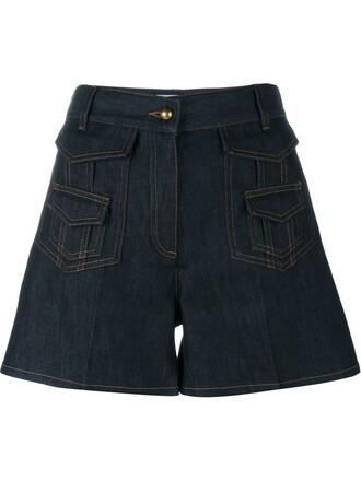 shorts denim shorts denim blue