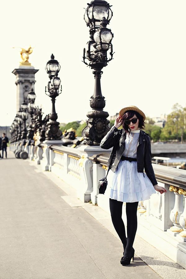 keiko lynn dress belt jacket hat bag sunglasses shoes