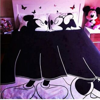 scarf bedding bed linen blanket disney couple love pillow mickey mouse minnie mouse bag jewels