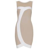 dress,bandage,bqueen,fashion,girl,sexy,chic,party,georgia,gauze,mesh