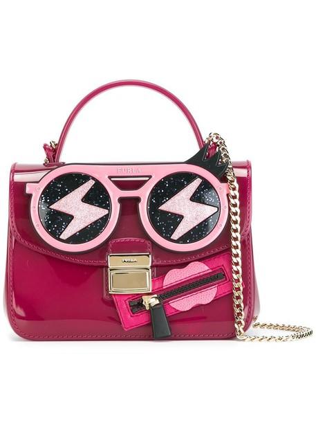 Furla women bag crossbody bag purple pink