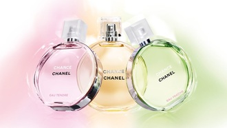 perfume noa cacharel chance chanel body care