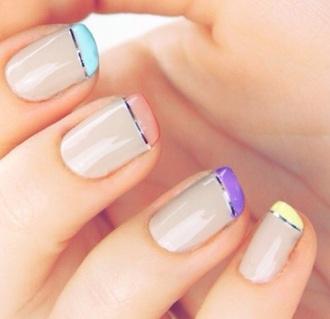 nail accessories cute nail polish nails nail art colorful