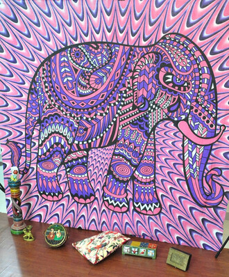 home accessory elephant tapestry tapestry wall hanging bohemian tapestry hippie tapestries queen elephant bedcover elephant hippie tapestry queen bedcover elephant bedspread bedding home decor wall decor living room blanket