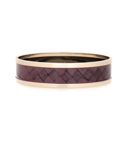 Bottega Veneta purple jewels