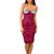 Paisley Crossback Bodycon Dress | Emprada