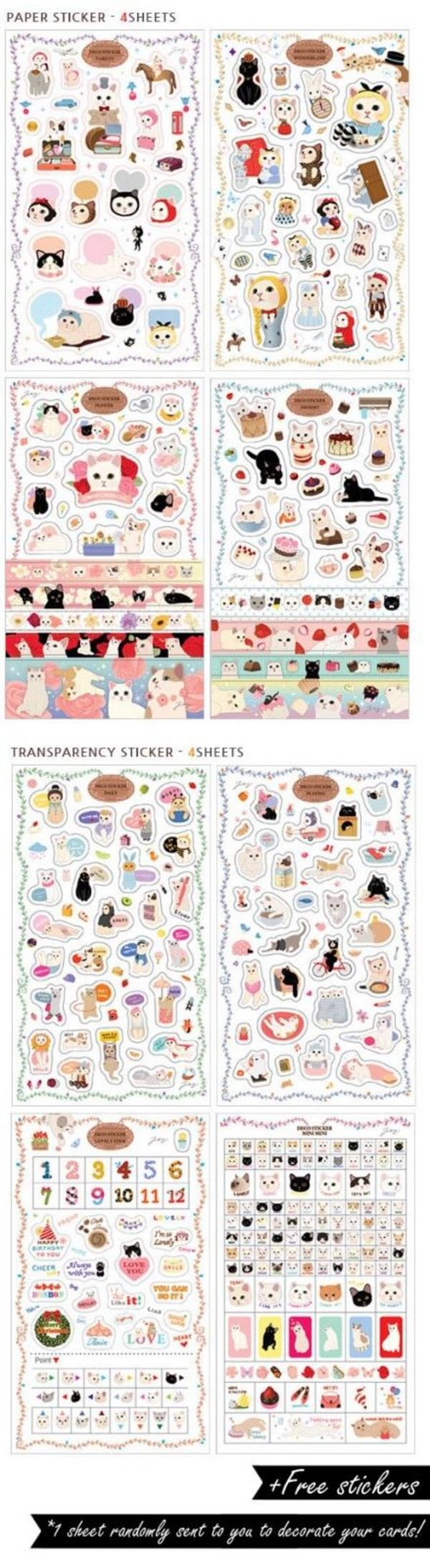 phone cover stickers cats cats girly phone