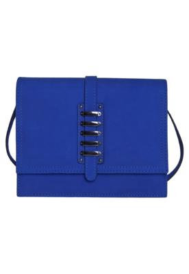 Bolsa Santa Lolla Fashion Azul - Compre Agora | Dafiti