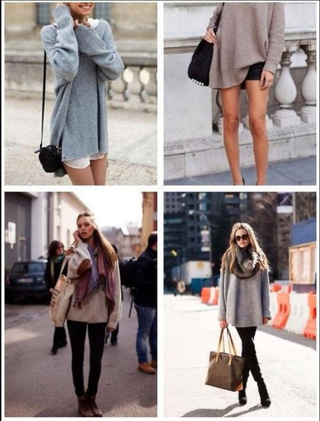 cardigan oversized sweater