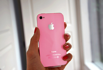 jewels sunglasses iphone case pink iphone iphone 4 case apple iphone cover love t-shirt bright pink