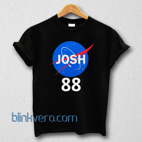 Joshua Dun 88 Nasa Twenty One Pilots Best Unisex Tshirt Adult