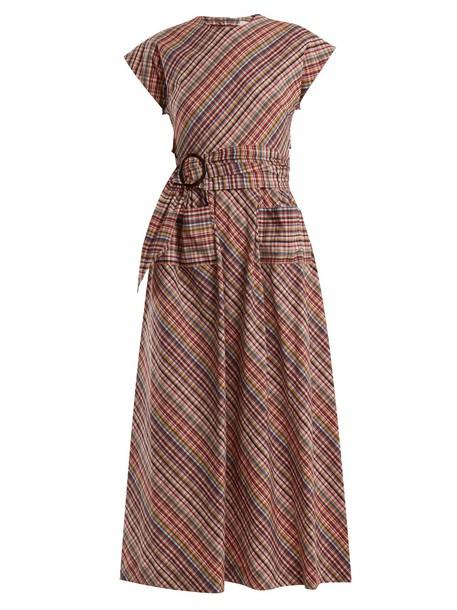 ISA ARFEN dress cotton