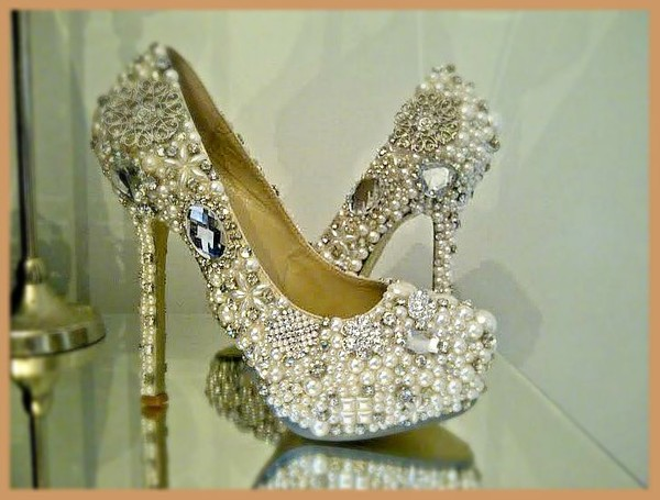 shoes wedding dress crystal crystal platform shoes strictly come dancing party prom dress unusual customised top fashion essex only way is essex wag pumps heels hight heels red sole shiny sparkle