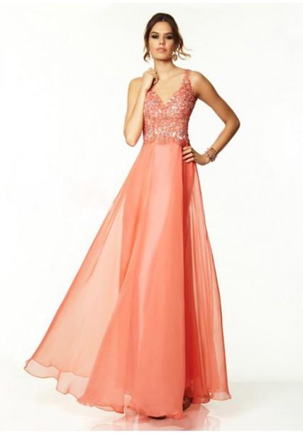 dress chiffon prom dresses strap chiffon prom dresses