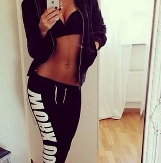 pants work out sweats