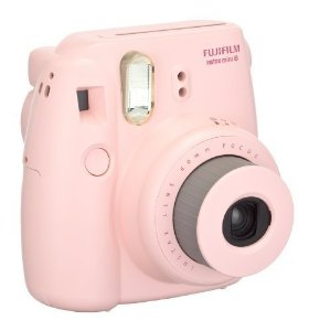Amazon.com: Fujifilm Instax Mini 8 Instant Film Camera (Pink): Electronics