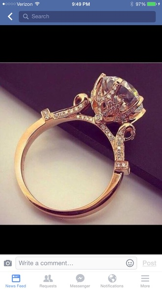jewels gold vintage wedding ring gold ring vintage engagement ring