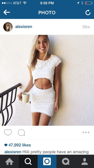 dress alexis ren