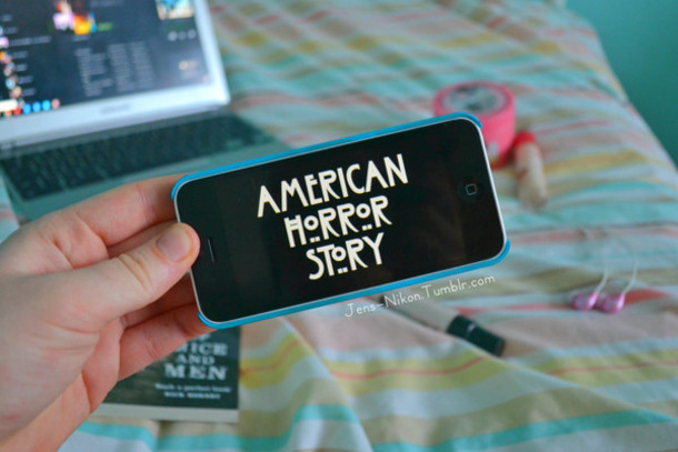 phone cover american horror story