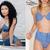 Nicki Minaj: Denim Bikini | Steal Her Style