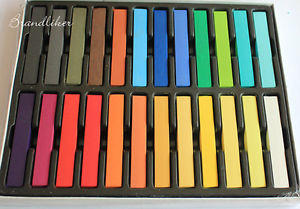 Free shipping 24 colour hair temporary dye chalk