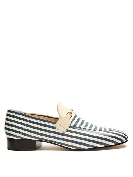 Joseph loafers leather white shoes
