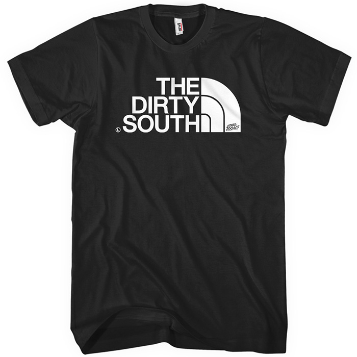 The dirty south t