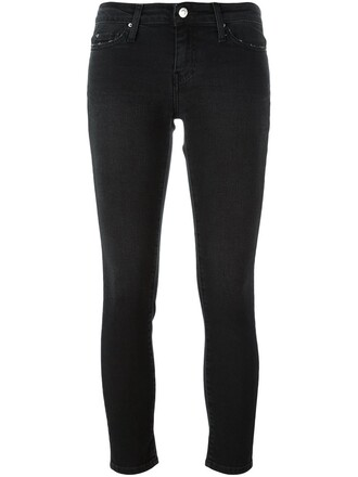 jeans skinny jeans black