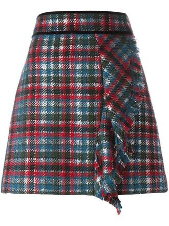 skirt mini skirt mini tartan