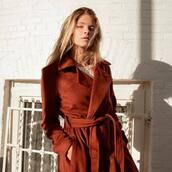 coat,red coat