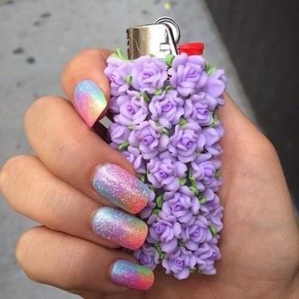 jewels lighter flowers