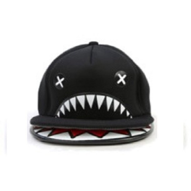 hat accessories unisex unisex cap monster