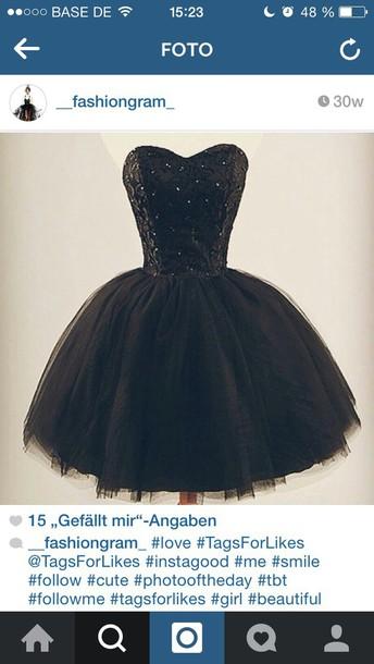 dress short great good pretty cute long black dress style