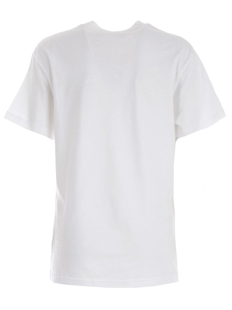 Golden goose t-shirt shirt t-shirt short orange top