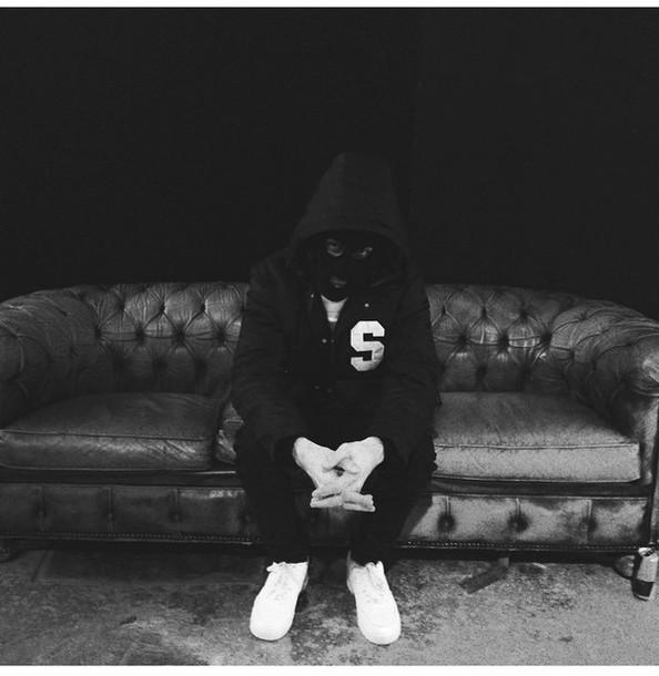 hoodie black sweater jacket