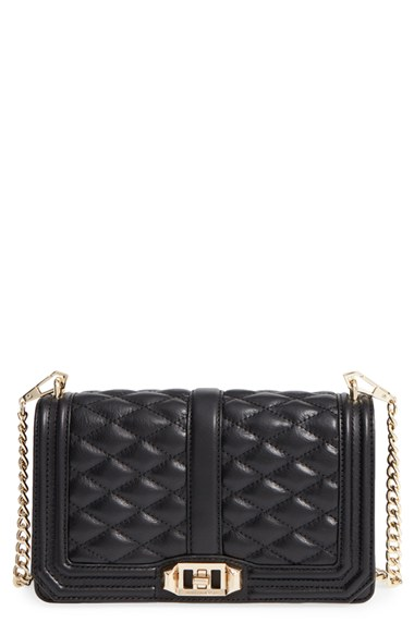 Rebecca Minkoff Love Leather Crossbody Bag | Nordstrom