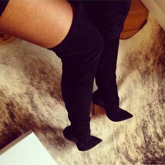 high heels party outfits style over the knee thigh highs boots classy thigh high boots