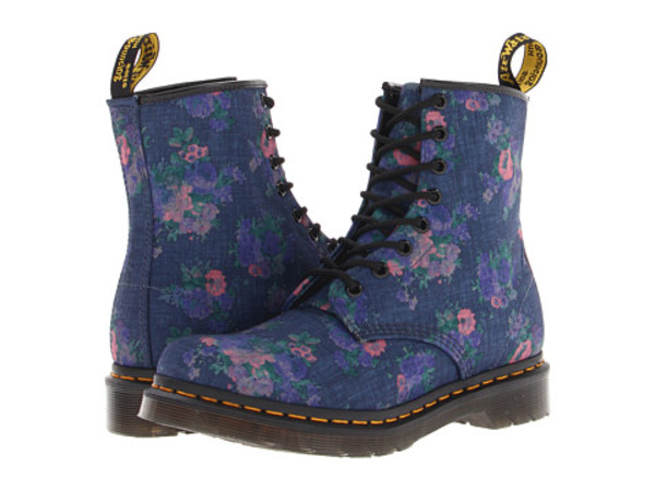 shoes dr. martens castel 8-eye boots boots lace boots DrMartens