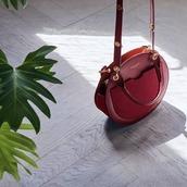 bag,red bag
