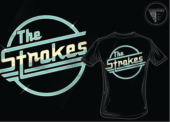 AlterFónico: The Strokes (vintage) @ Kichink.com