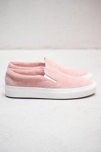 shoes pink vans vans sneackers soft
