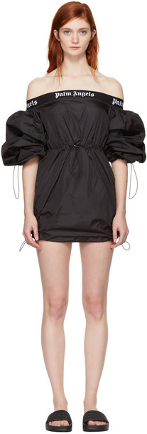 Palm Angels dress black
